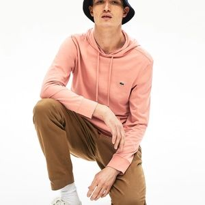 Lacoste T shirt hoodie